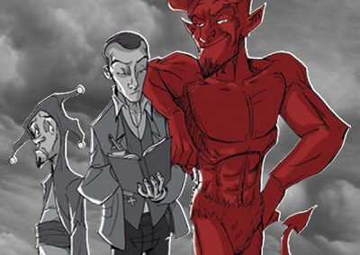 RV Devil and Fool