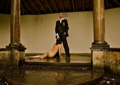 Slave Love Album Shoot